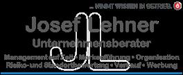 Unternehmensberater Josef Lehner ... nimmt Wissen in Betrieb!